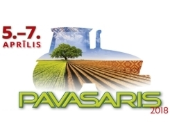 26th agricultural exhibition PAVASARIS 2018