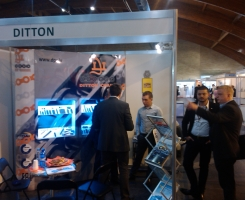 Participation in the trade fair TECH INDUSTRY 2015 Rīga