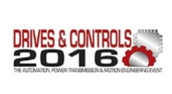 Drives & Controls Exhibition on 12-14 April 2016 in Birmingham