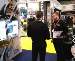 Drives & Controls Messe in Birmingham