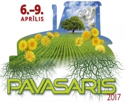 25th agricultural exhibition Pavasaris 2017