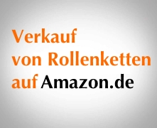 Selling of <br> DITTON roller chains <br> on Amazon.de